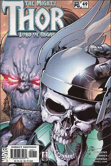 Thor (1998) 49-A by Marvel