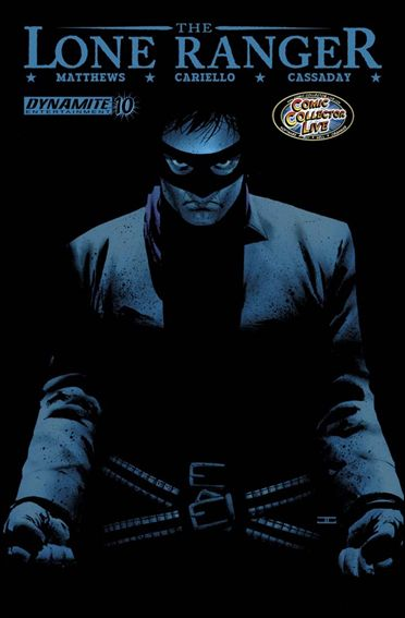 Lone Ranger (2006) 10-E by Dynamite Entertainment