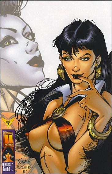Vampirella Monthly 7-A by Harris