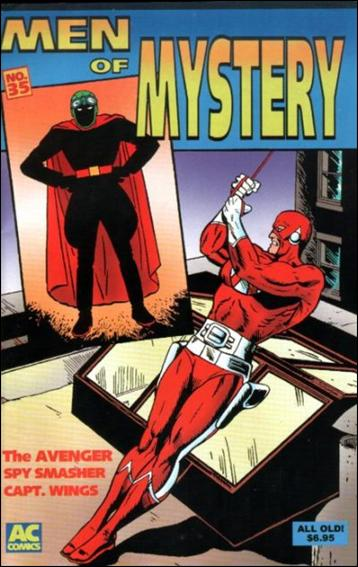 Men of Mystery 35-A by AC