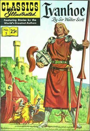 Classic Comics/Classics Illustrated 2-z2