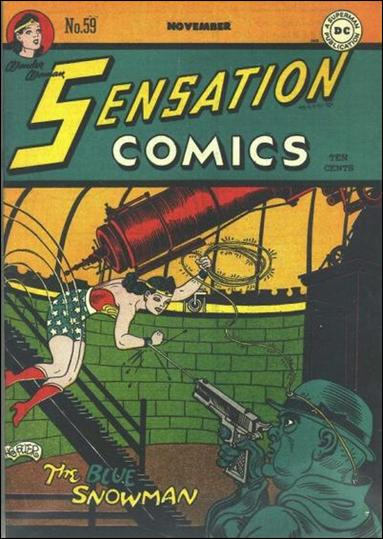 Sensation Comics (1942) 59-A by DC