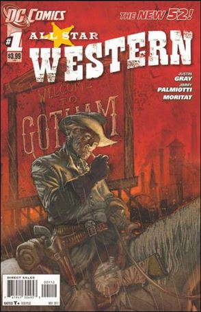 All Star Western (2011) 1-B