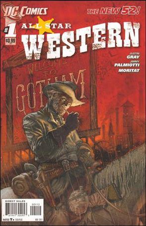 All Star Western (2011) 1-B
