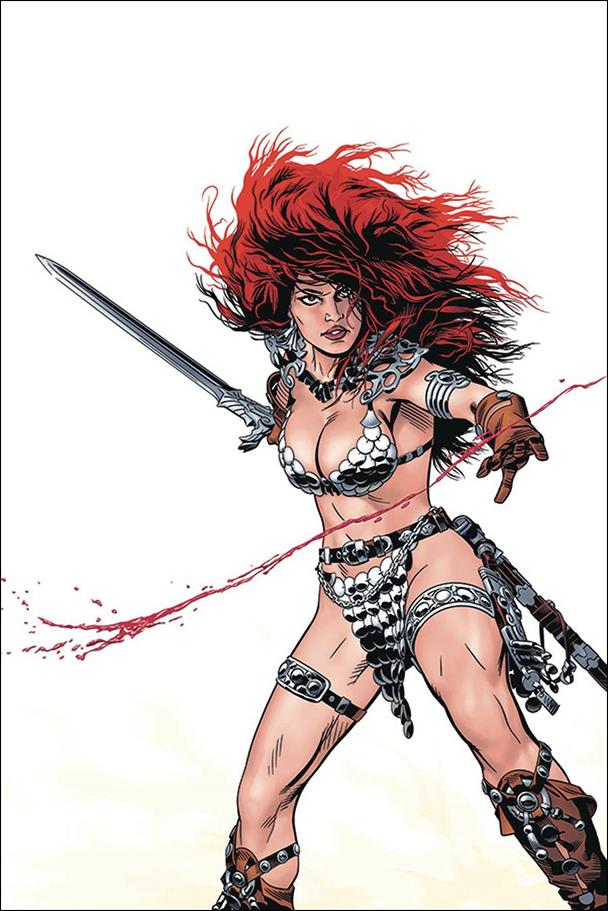 Red Sonja: Price of Blood 2-O by Dynamite Entertainment