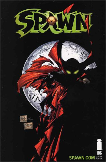 Spawn 106-A by Image
