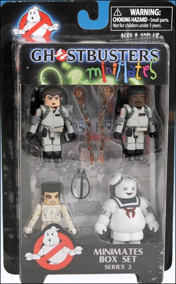 Ghostbusters Minimates (Box Sets) Ghostbusters Minimates Series 2 Box Set by Diamond Select