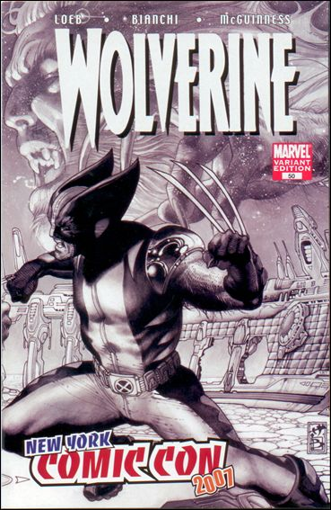 Wolverine (2003)  50-C by Marvel