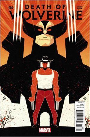 Death of Wolverine 4-C
