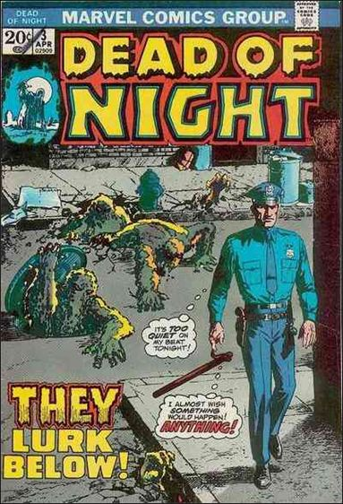 Dead of Night 3-A by Marvel