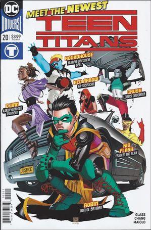 Teen Titans (2016) 20-A