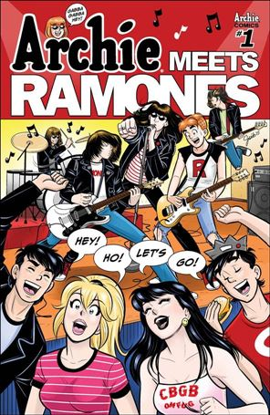 Archie Meets the Ramones 1-A