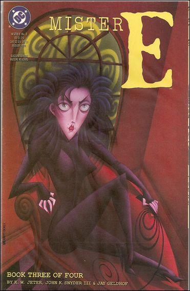 Mister E 3-A by DC