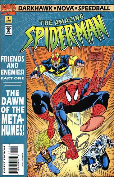 Spider-Man: Friends & Enemies 1-A by Marvel