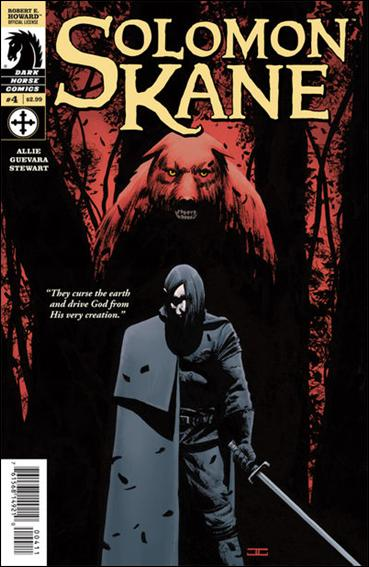 Solomon Kane (2008) 4-A by Dark Horse