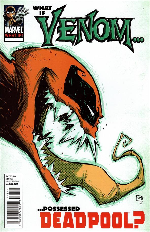 Venom/Deadpool: What If? 1-A by Marvel
