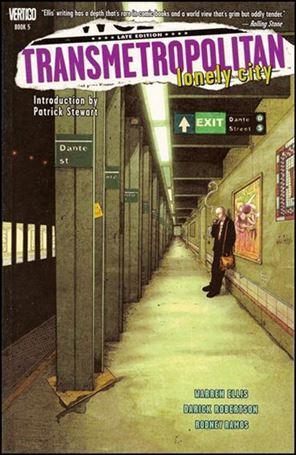 Transmetropolitan (1998) 5-A