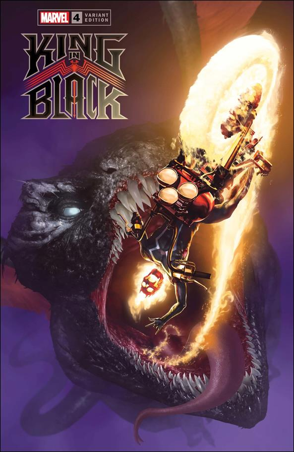 King in Black 4-E by Marvel