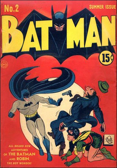 Batman (1940) 2-B by DC