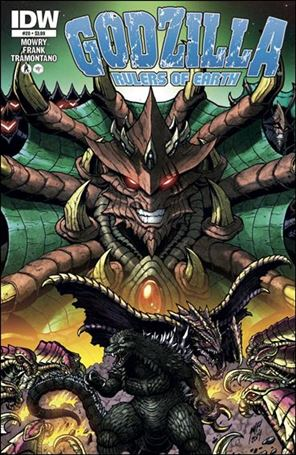 Godzilla: Rulers of the Earth 20-A