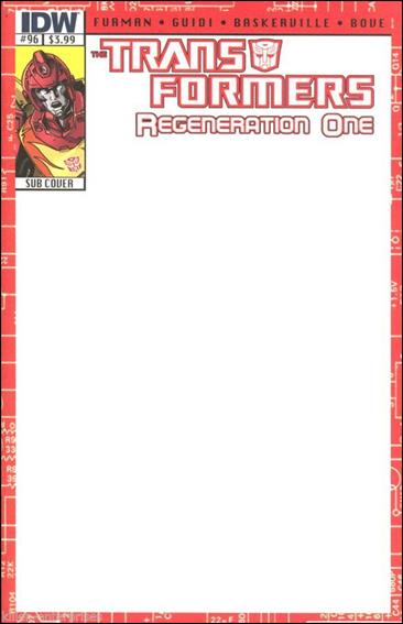 Transformers: Regeneration One 96-C by IDW