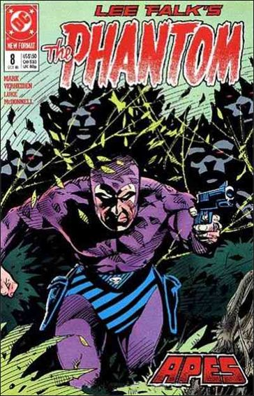 Phantom (1989) 8-A by DC