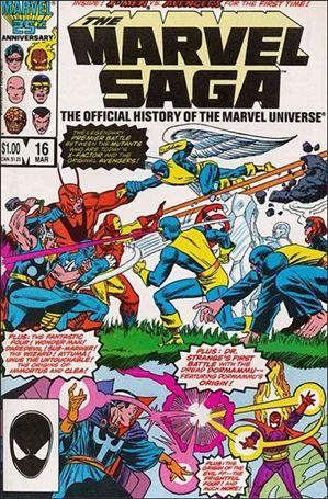 Marvel Saga 16-A