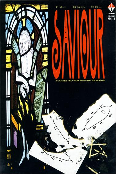 Saviour 1-A by Trident Comics
