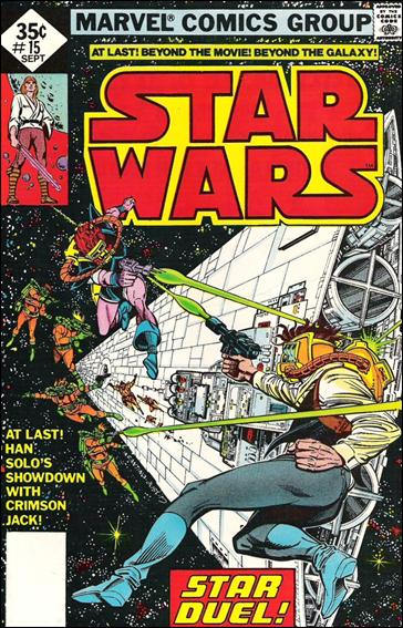 Star Wars (1977) 15-B by Marvel