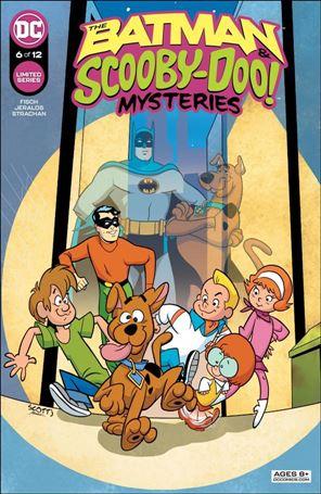Batman & Scooby-Doo Mysteries 6-A
