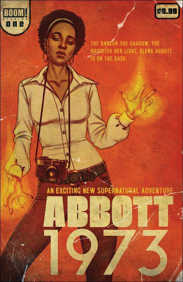 Abbott: 1973 1-C by Boom! Studios
