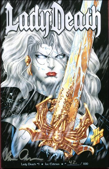 Lady Death (1994) 1-CC by Chaos! Comics