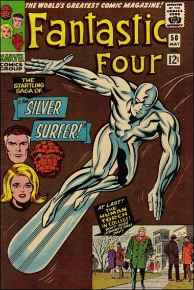 Fantastic Four (1961) 50-A by Marvel