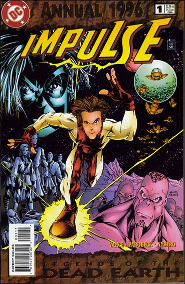 Impulse Annual 1-A by DC