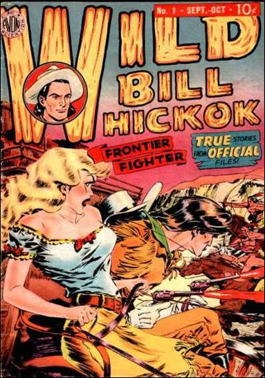 Wild Bill Hickok 1-A by Avon