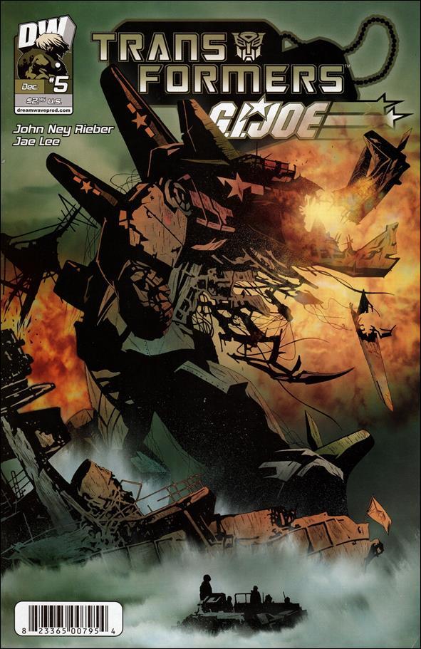 Transformers/G.I. Joe 5-A by Dreamwave