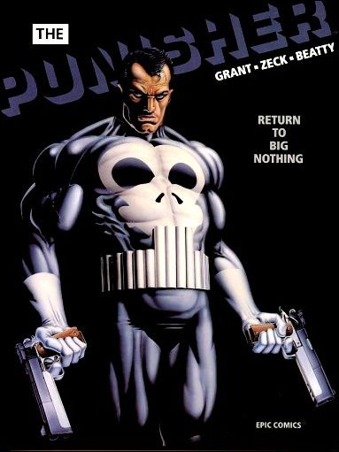 Punisher: Return to Big Nothing 1-A by Epic