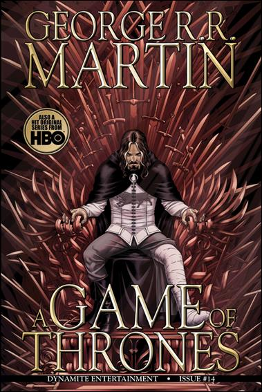 George R.R. Martin's A Game of Thrones 14-A by Dynamite Entertainment