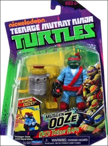 Teenage Mutant Ninja Turtles (2012) Ooze Tossin' Raph by Playmates