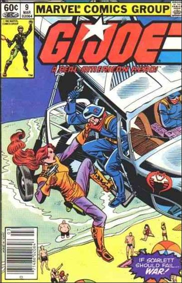 G.I. Joe: A Real American Hero 9-A by IDW