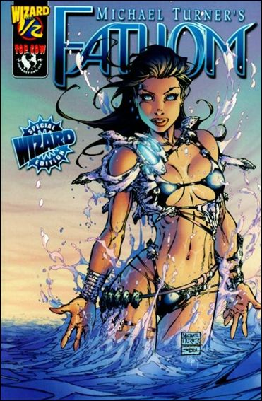 Fathom (1998) 1/2-D by Top Cow