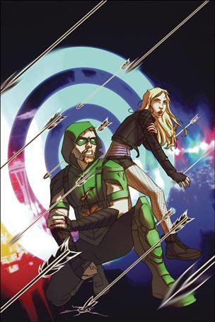 Green Arrow (2016) 12-A