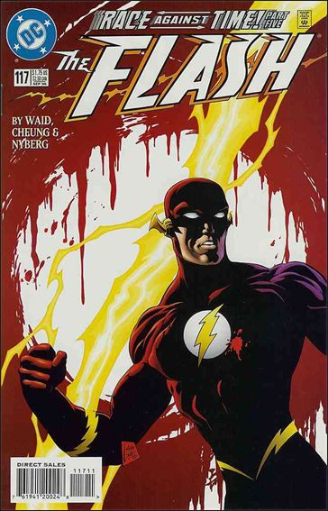 Flash (1987) 117-A by DC
