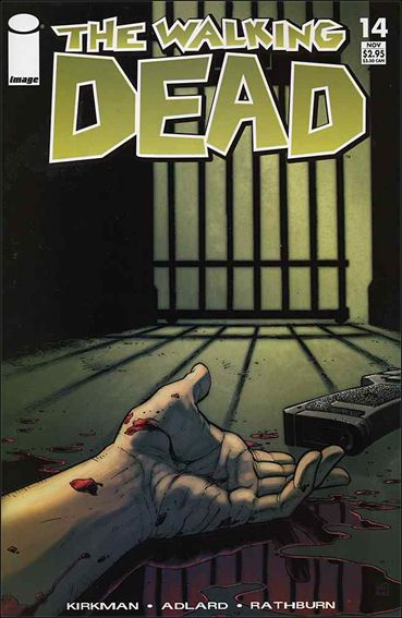 Walking Dead (2003) 14-A by Skybound Entertainment