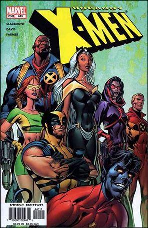 Uncanny X-Men (1981) 445-A