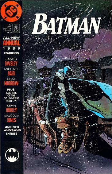 Batman Annual (1961) 13-A by DC
