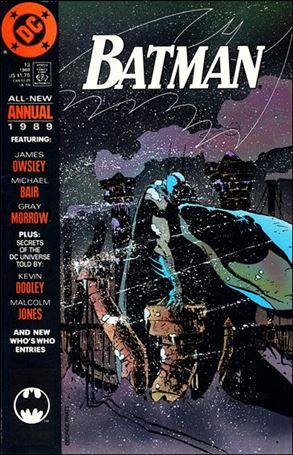 Batman Annual (1961) 13-A