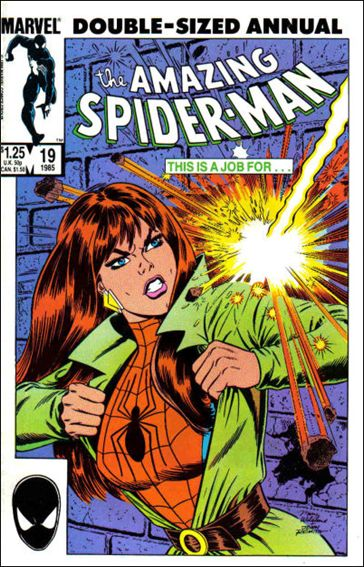Amazing Spider-Man Annual 19-A by Marvel