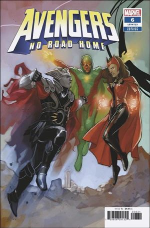Avengers: No Road Home 6-B