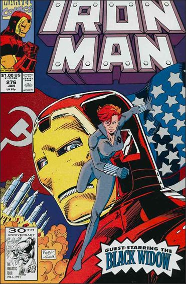 Iron Man (1968) 276-A by Marvel